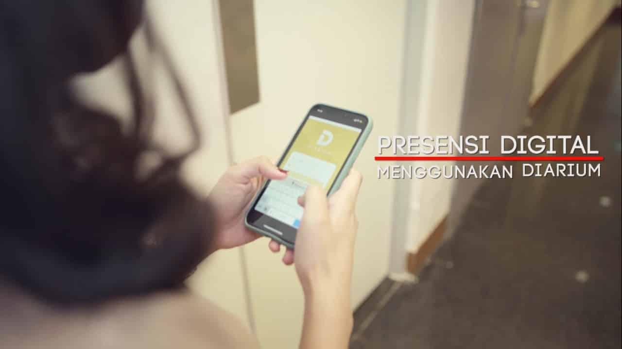 Presensi Digital Diarium Telkom