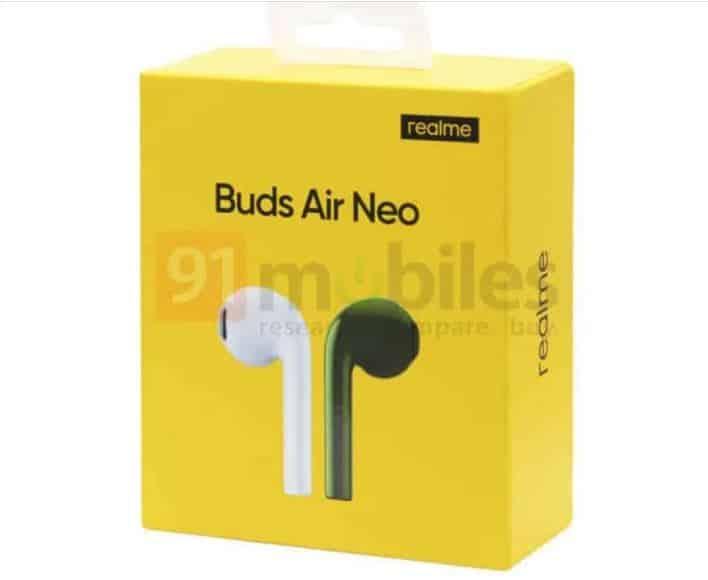 Realme Buds Air Neo dengan Bluetooth 5.0