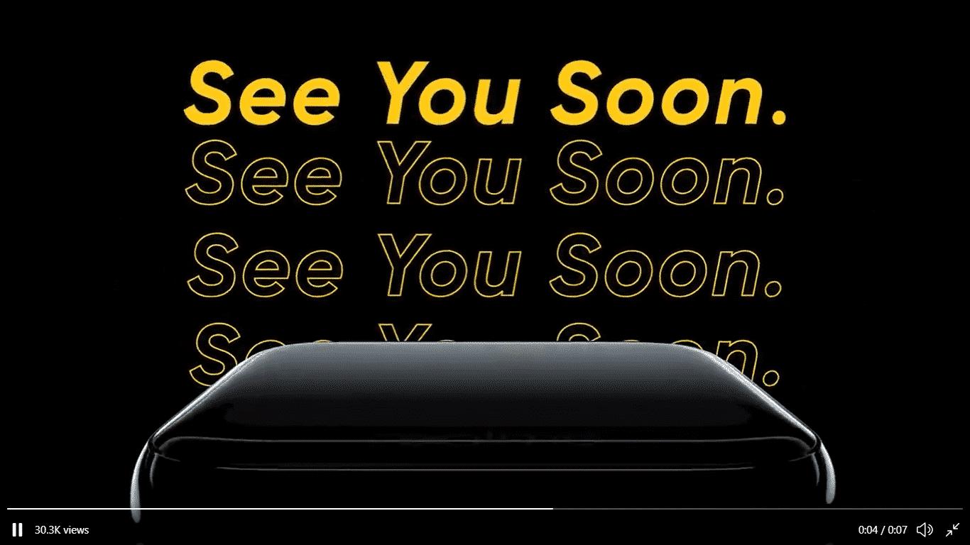Realme Watch Kemungkinan Akan Diluncurkan pada 25 Mei