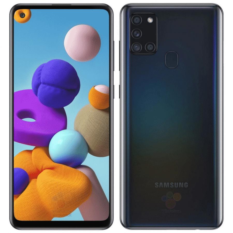 Samsung Galaxy A21 Hitam