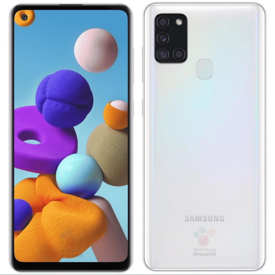 Samsung Galaxy A21 Putih