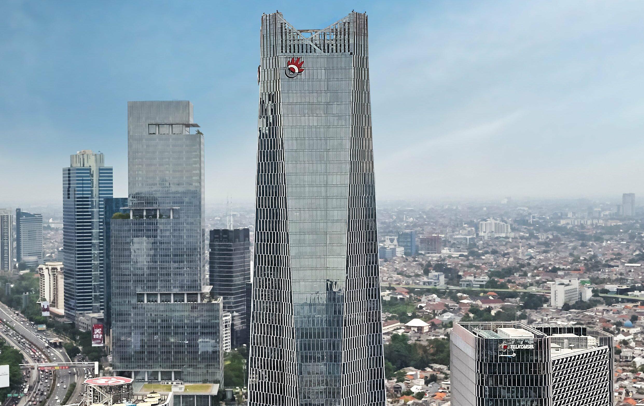 Gedung Telkom Indonesia Telkom Landmark Tower