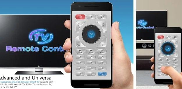 hp jadi remote tv
