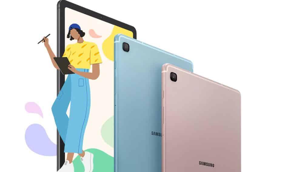 samsung Galaxy Tab S6 Lite Hadir dengan Tiga Warna Berbeda
