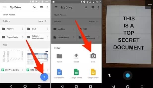 Cara Scan Dokumen Lewat Hp Android Yang Praktis Dilakukan Gadgetren