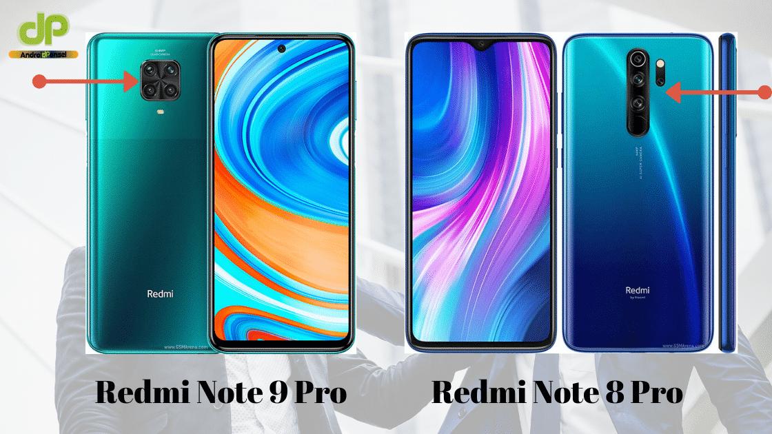 Perbandingan Redmi Note 9 Pro vs Note 8 Pro