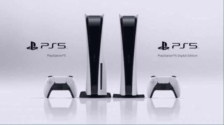 Playstation 5 desain