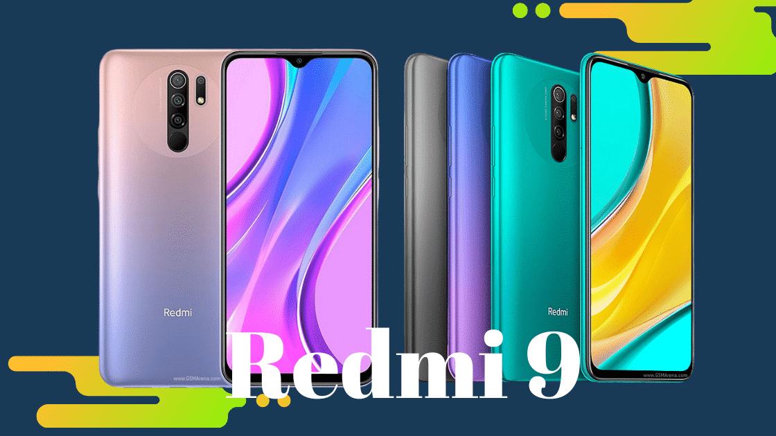 Redmi 9, Redmi 9A dan Redmi 9C