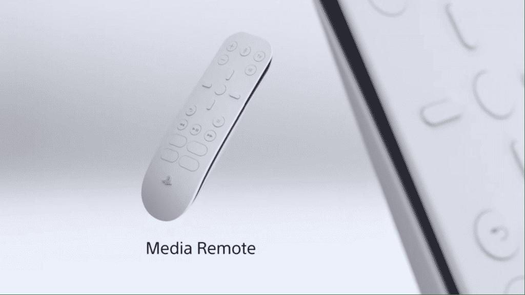 Remot PS5