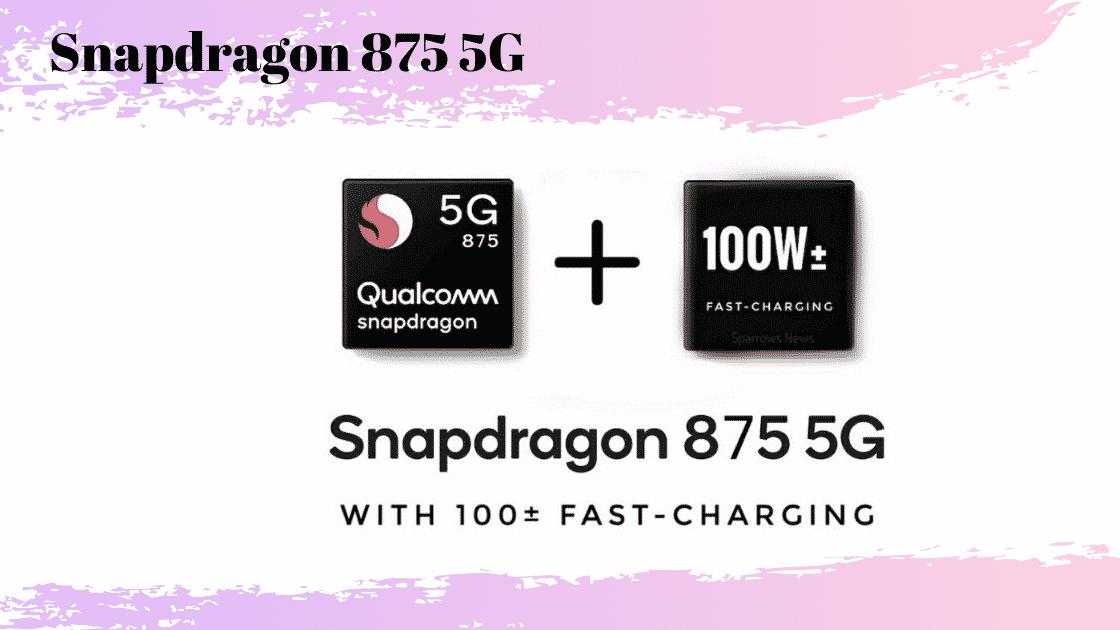 Snapdragon 875 5G