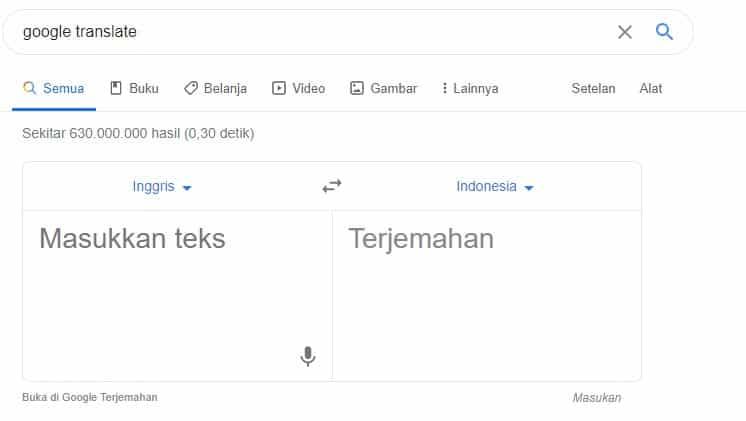 subtitle dengan google translate