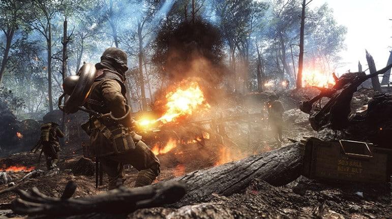 game perang offline battlefield 1