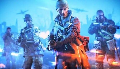 game perang online Battlefield V