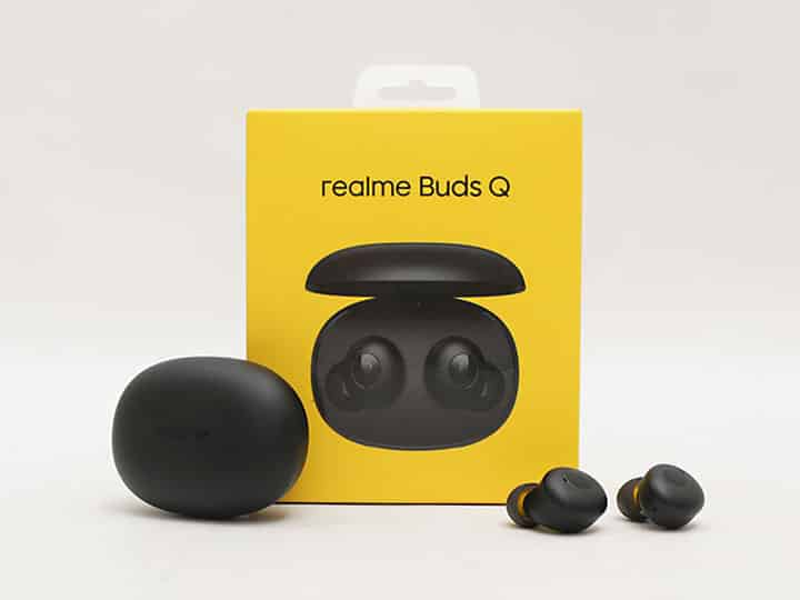 review Realme EarBUds Q