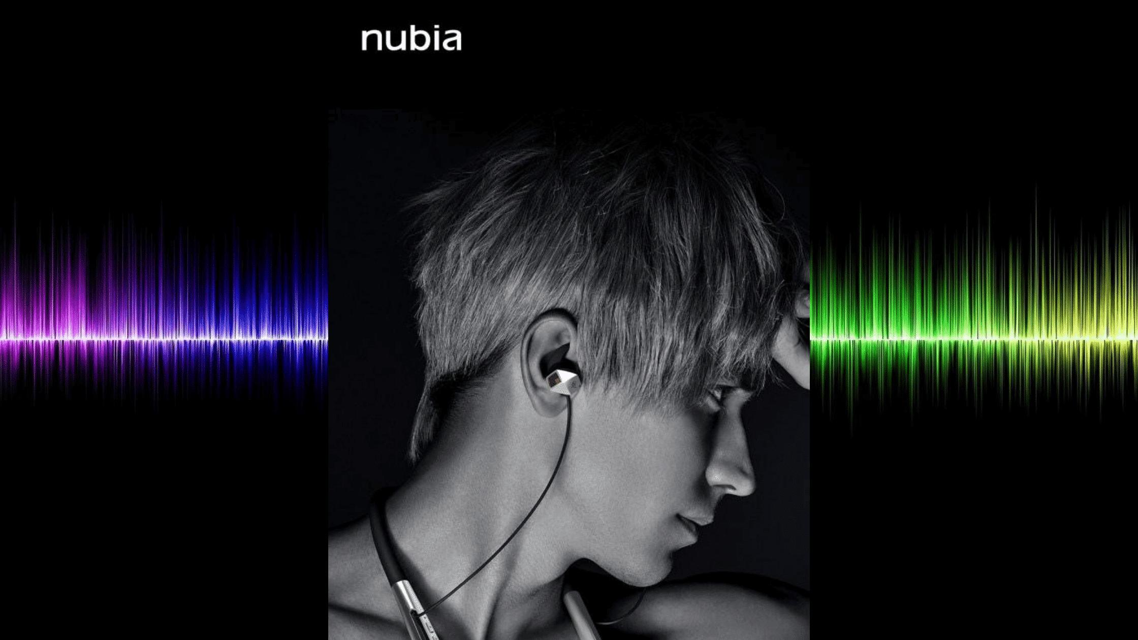 Headphone Bluetooth Red Magic Neckband