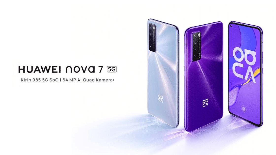 Kelebihan dan kekurangan Huawei Nova 7