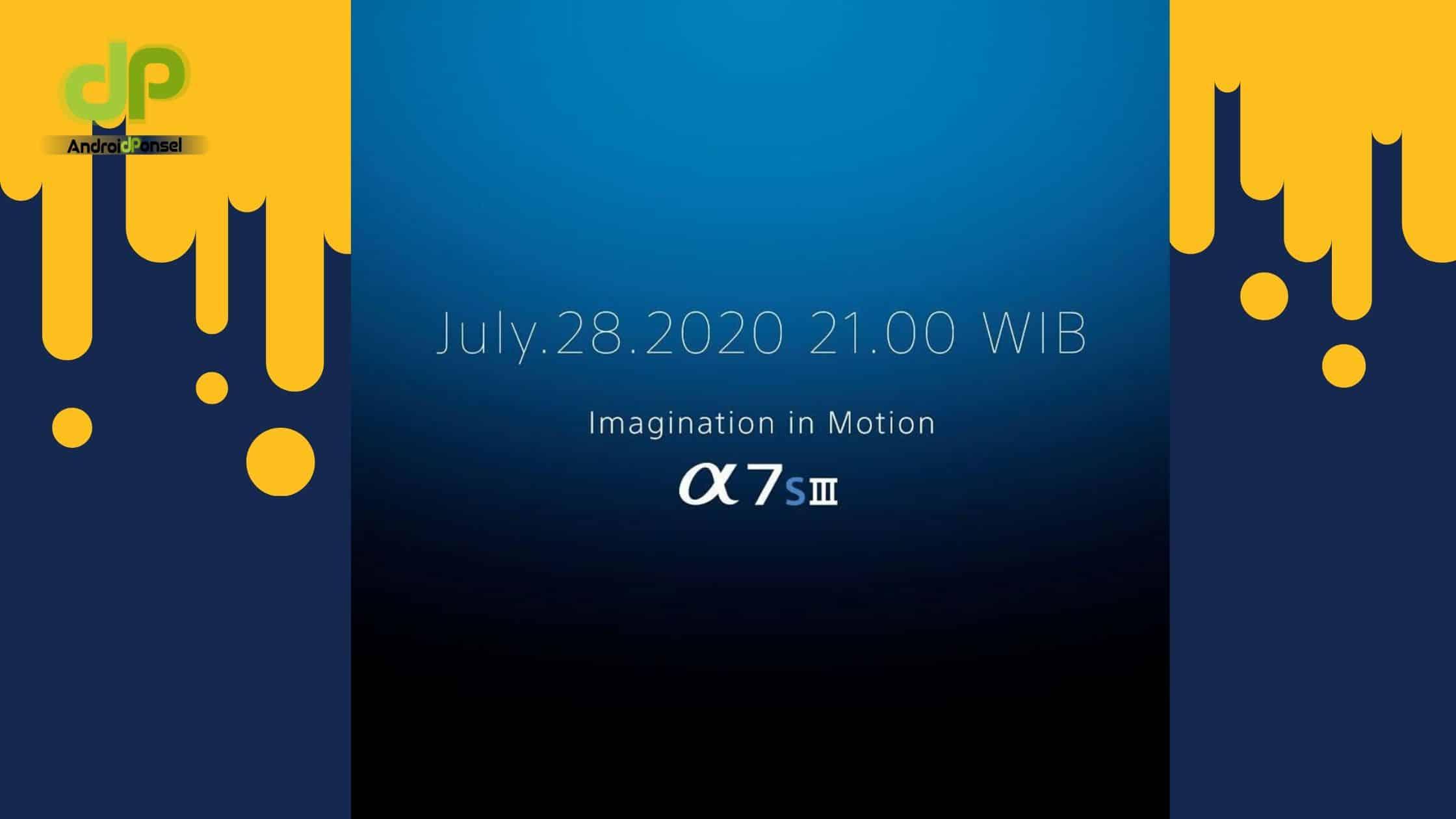 Sony Alpha A7S3