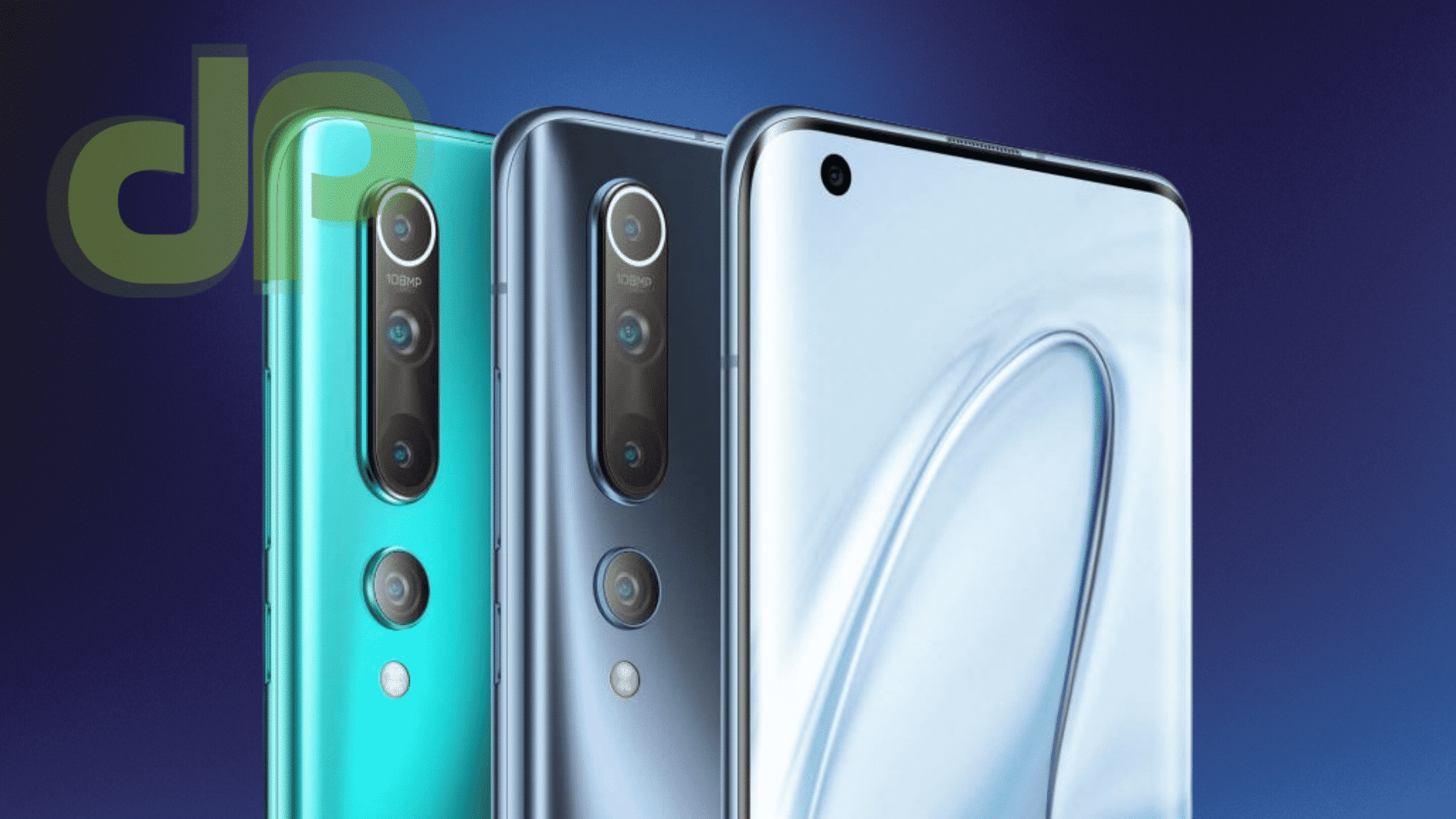 Xiaomi Mi 10 Versi pengisian cepat 120W