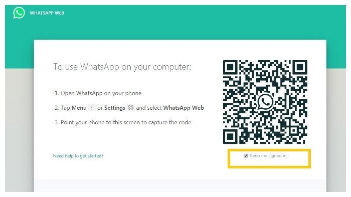 whatsapp web tanpa scan barcode