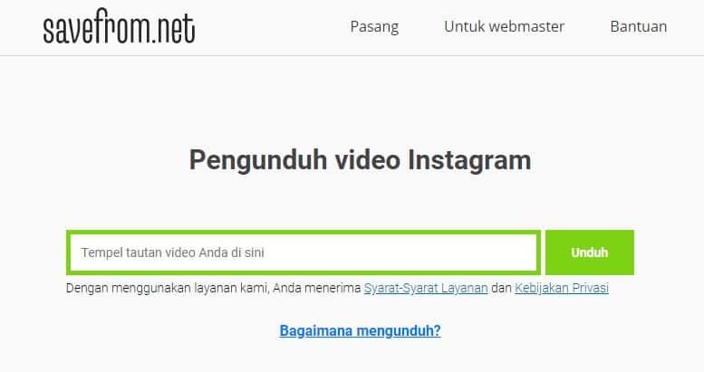 Download Foto Instagram di savefrom.net