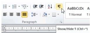cara menghapus halaman word