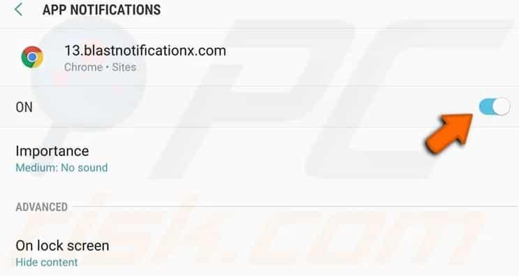 Cara Menghilangkan Iklan dari Malware Pushwelcome.com