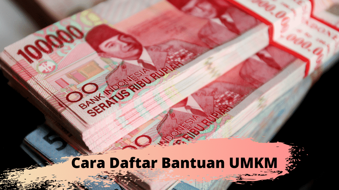 Cara Daftar Online Bantuan Blt Umkm 2 4 Juta Rupiah