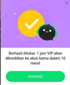 Cara Mendapatkan Joox VIP Gratis
