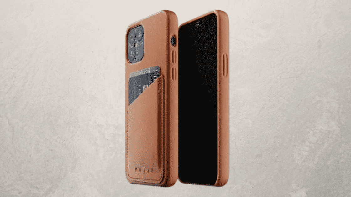 Aksesoris iPhone 12 Mujjo Cover