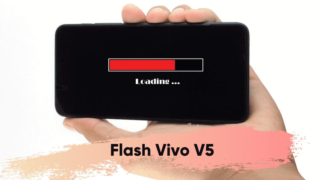 Flash Vivo V5