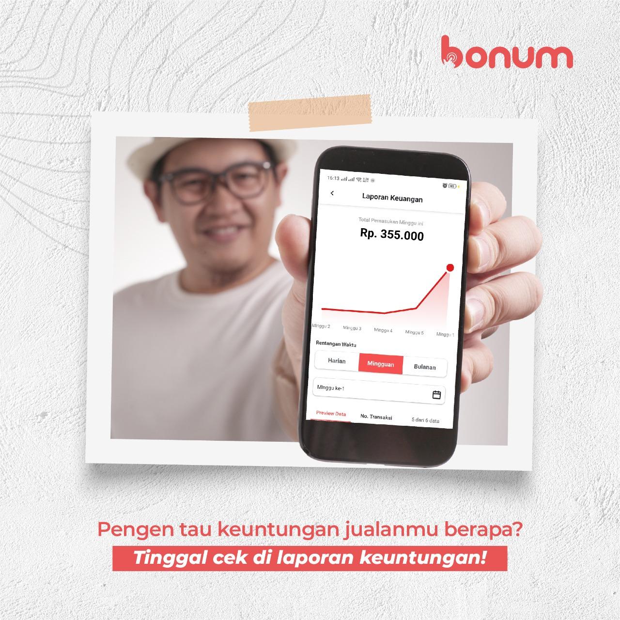 Aplikasi Bonum Pos