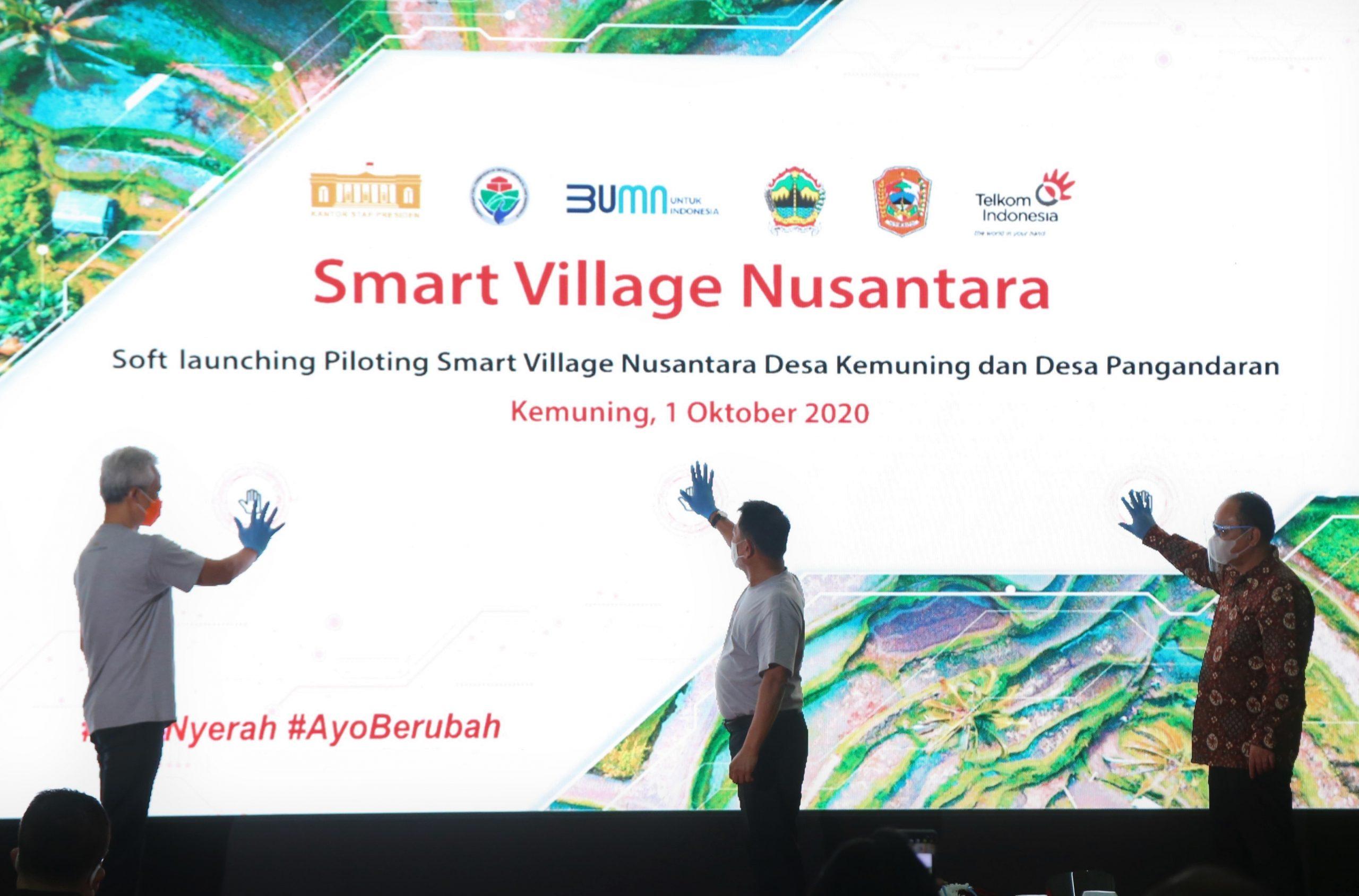 Smart Village Nusantara