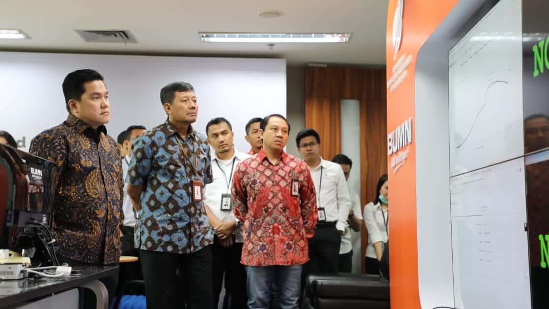 Wujudkan Indonesia Go Digital untuk Menjawab Tantangan Persaingan Global