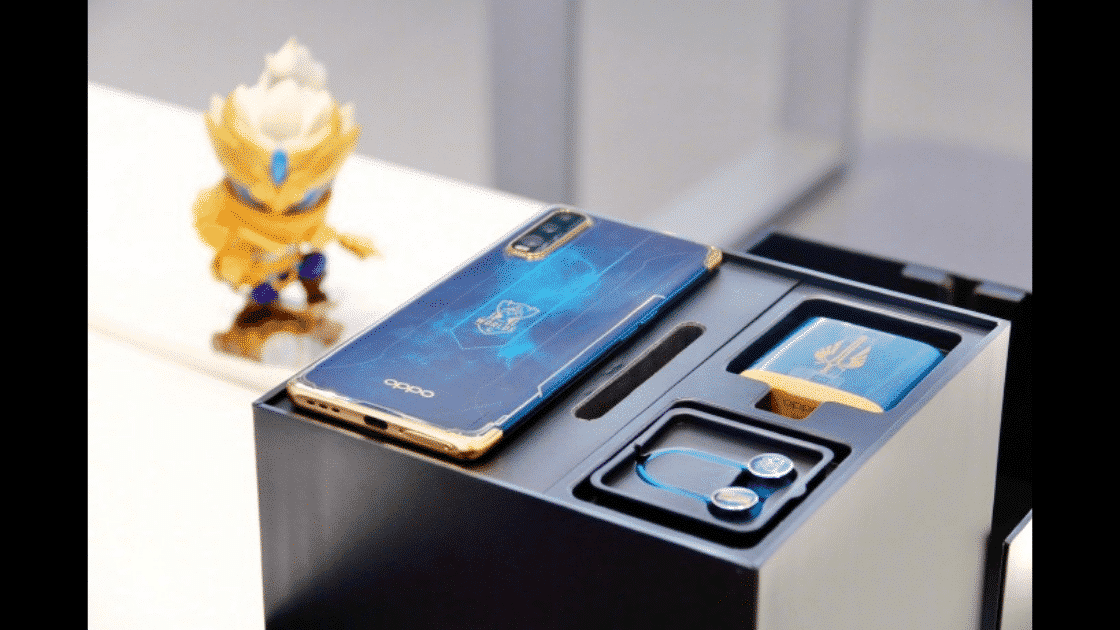 OPPO Find X2 Edisi League of Legends