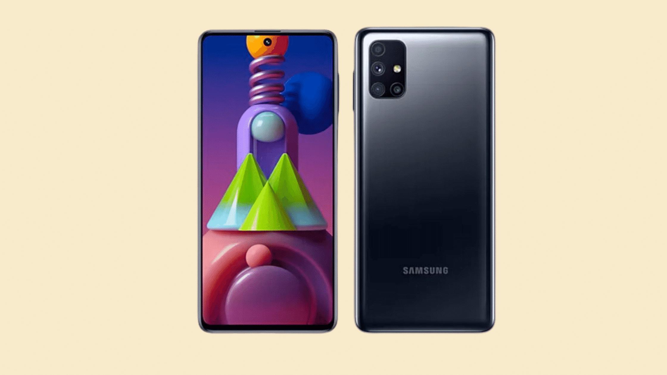 spesifikasi dan harga Samsung Galaxy M51