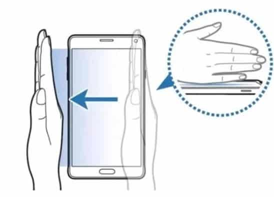 Cara Screenshot HP Samsung A01 dan A11