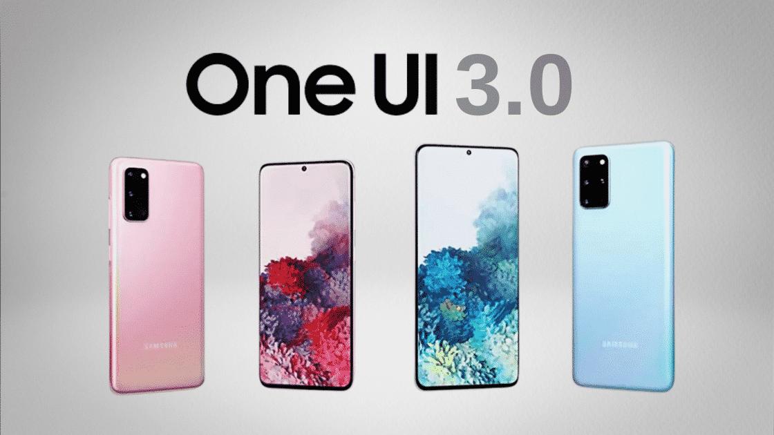 fitur Samsung One UI 3.0