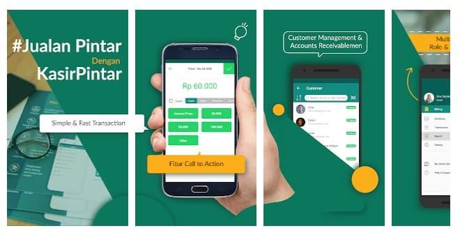 Aplikasi Kasir Untuk Android dan iOS