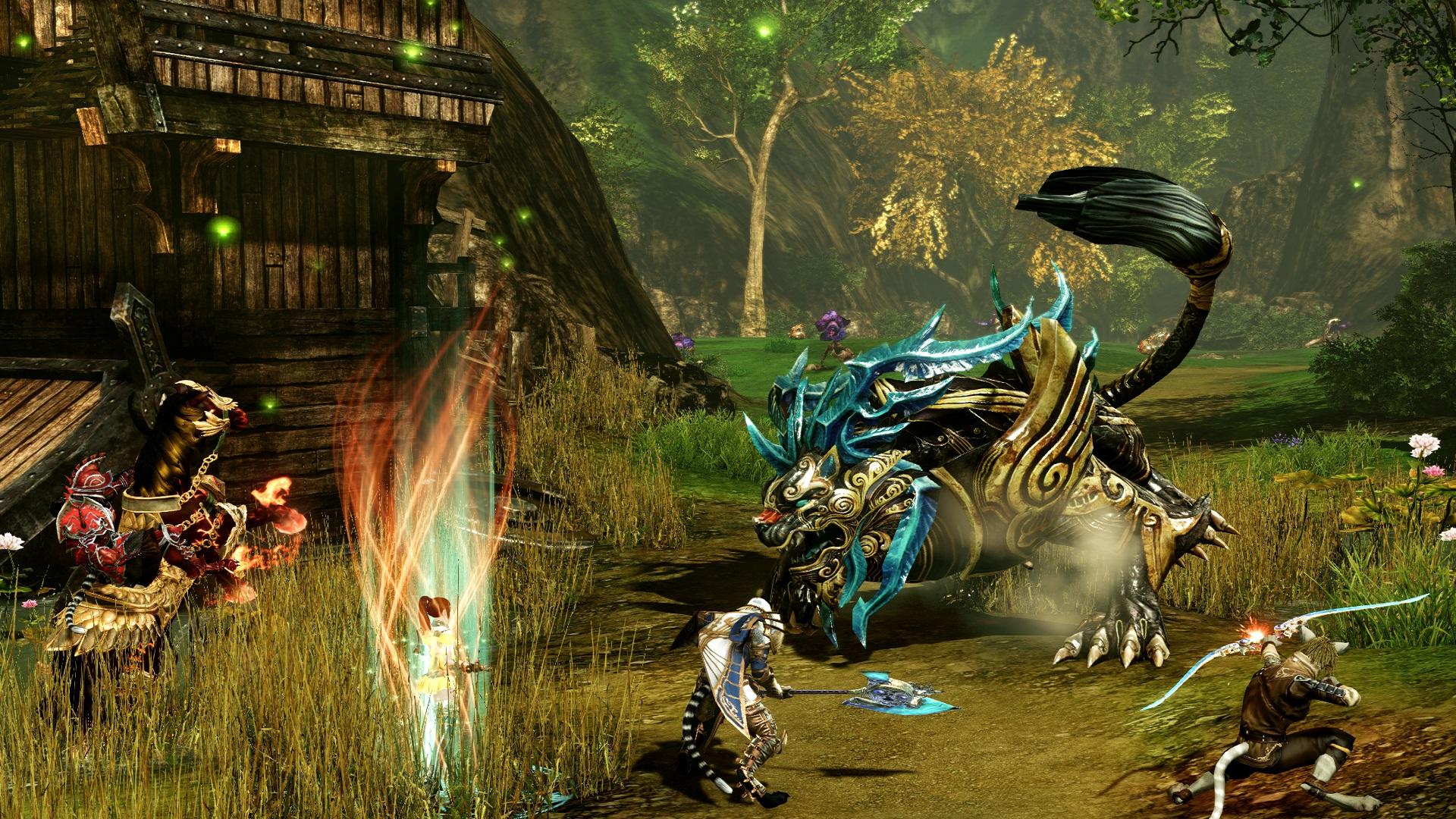 Game MMORPG PC Terbaik