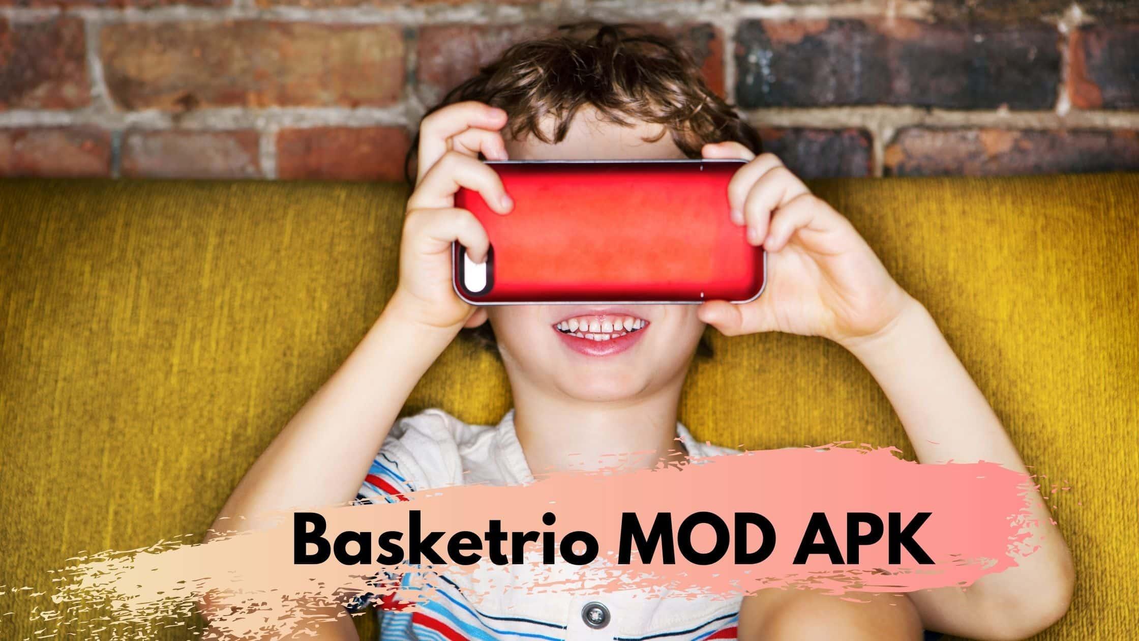 Basketrio MOD APK