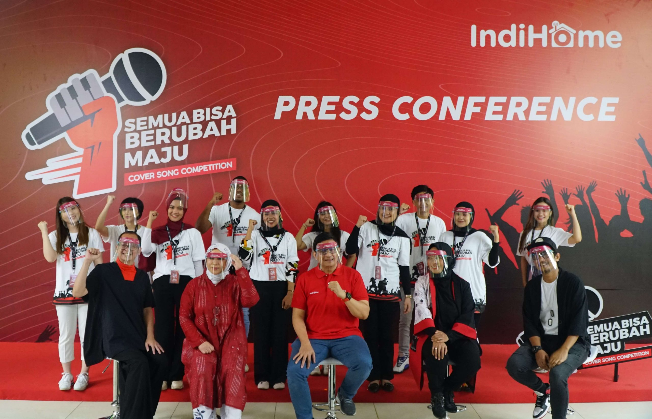 Cover SOng Competition IndiHome