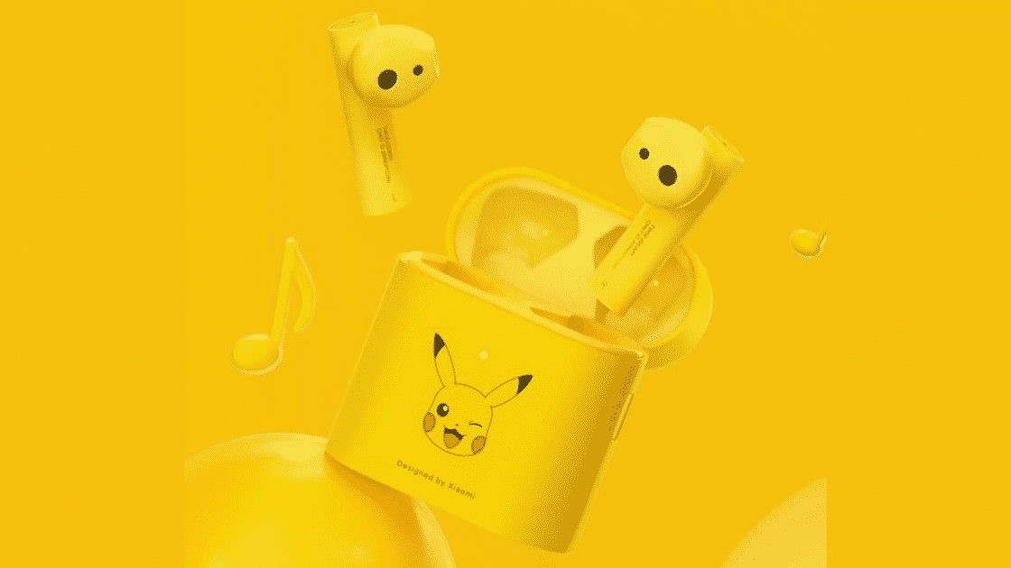 Mi Air 2s Edisi Pikachu