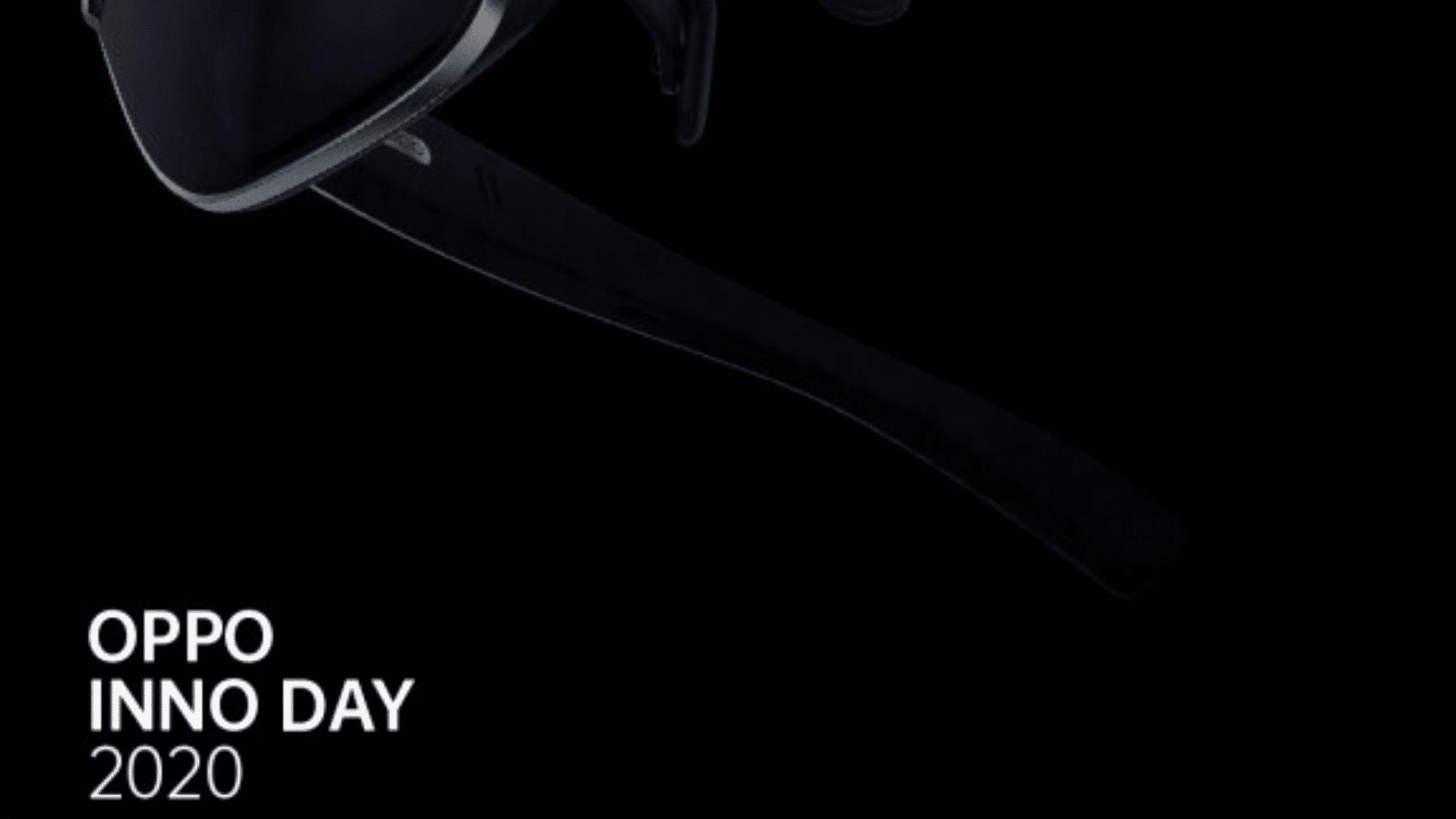 OPPO Akan Rilis Kacamata AR di Ajang INNO Day 2020
