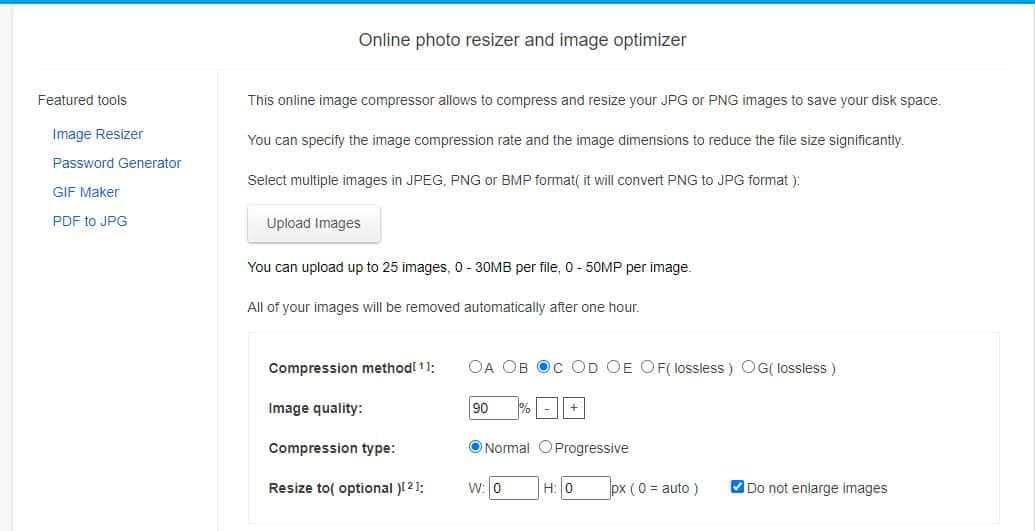 Kompres foto menjadi 200 kb