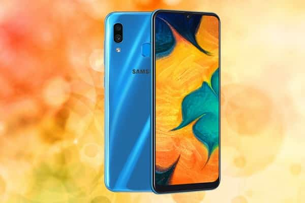 HP Samsung Galaxy A30 2 jutaan Terbaik