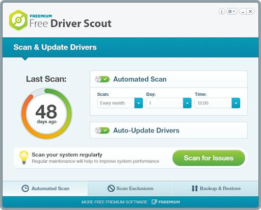 Aplikasi Driver Online PC