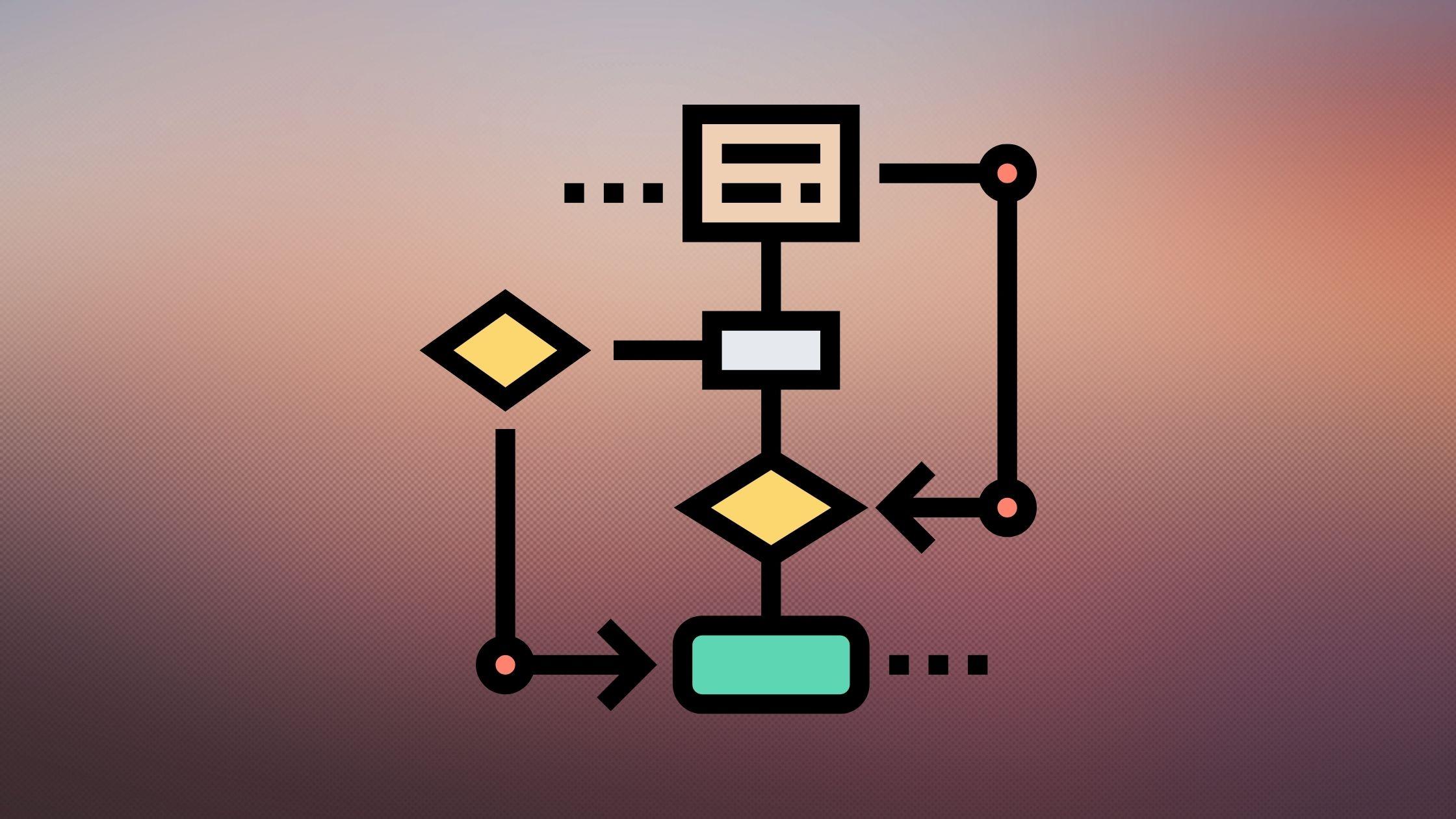 Aplikasi Cara Membuat Flowchart