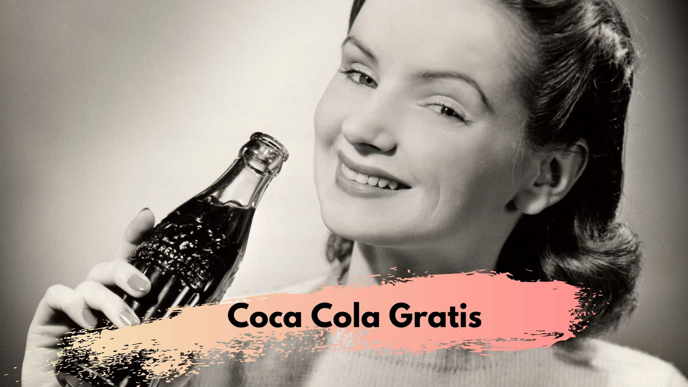 Coca Cola Gratis