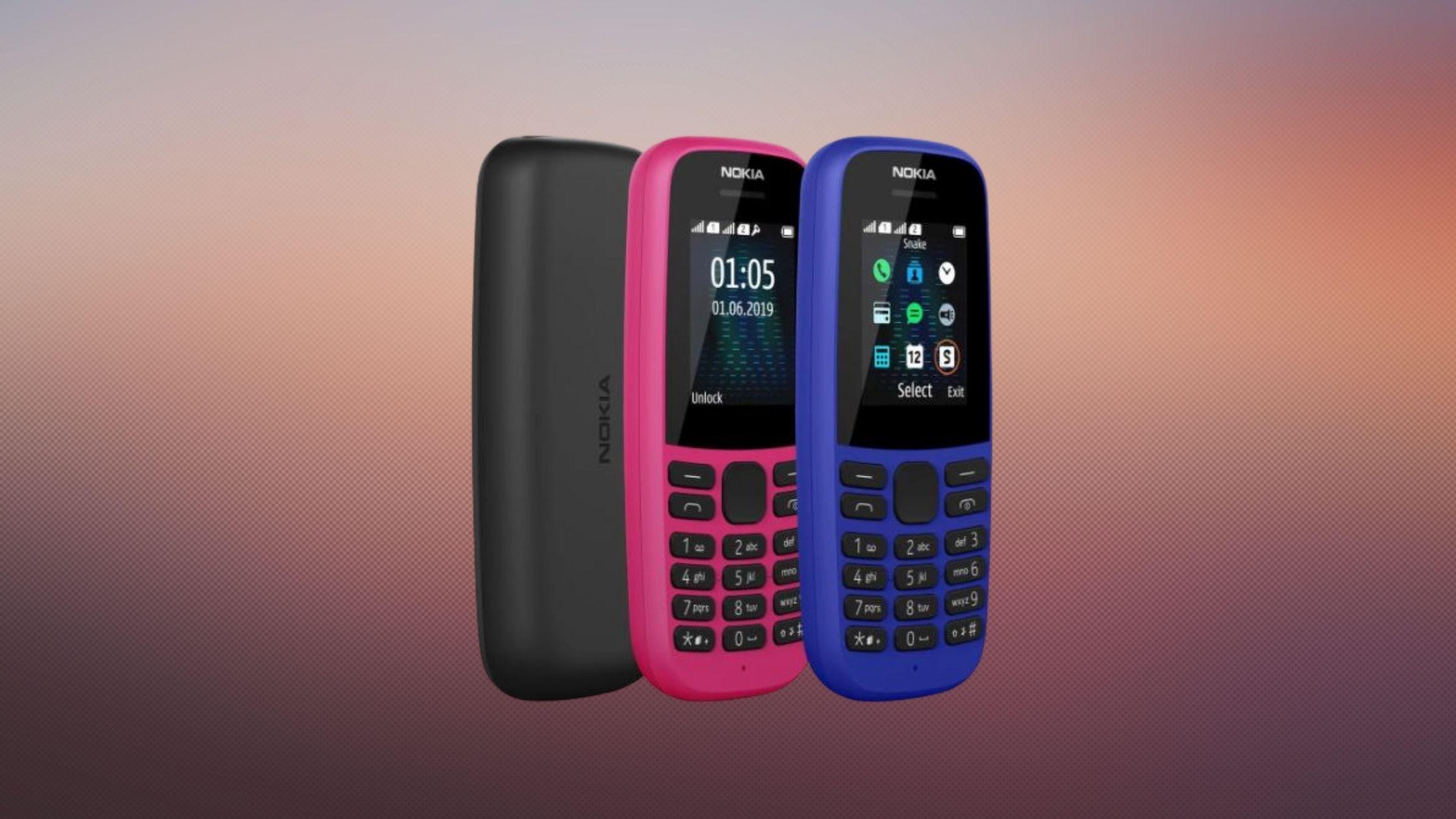 Nokia 105 King