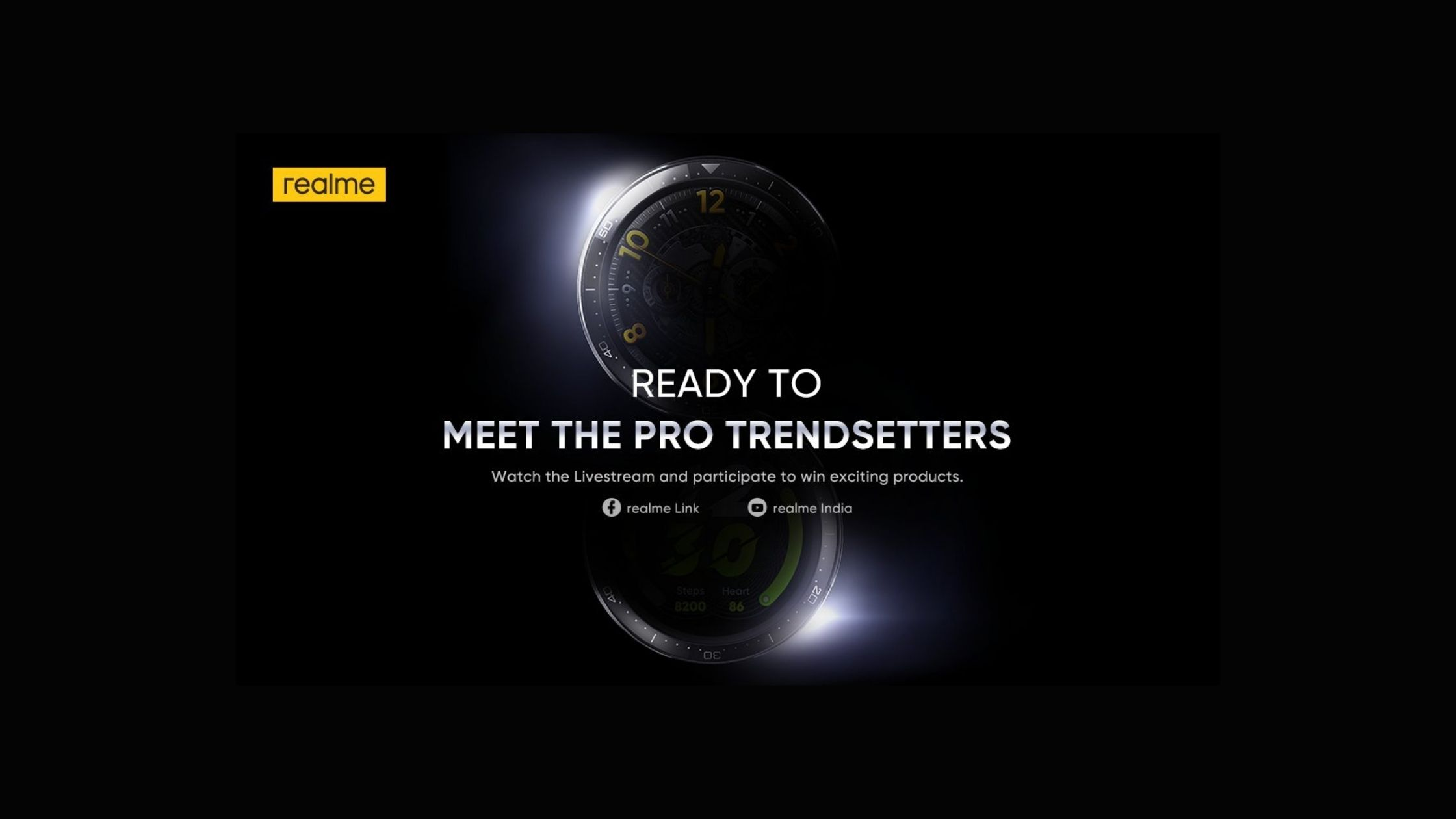 Teaser Realme Watch S Pro (1)